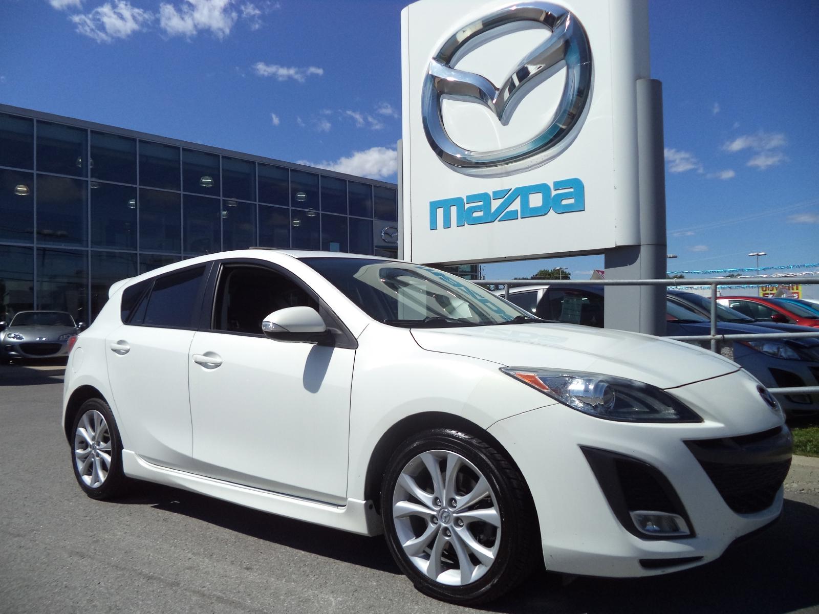 Mazda 3 Sport GT 2010