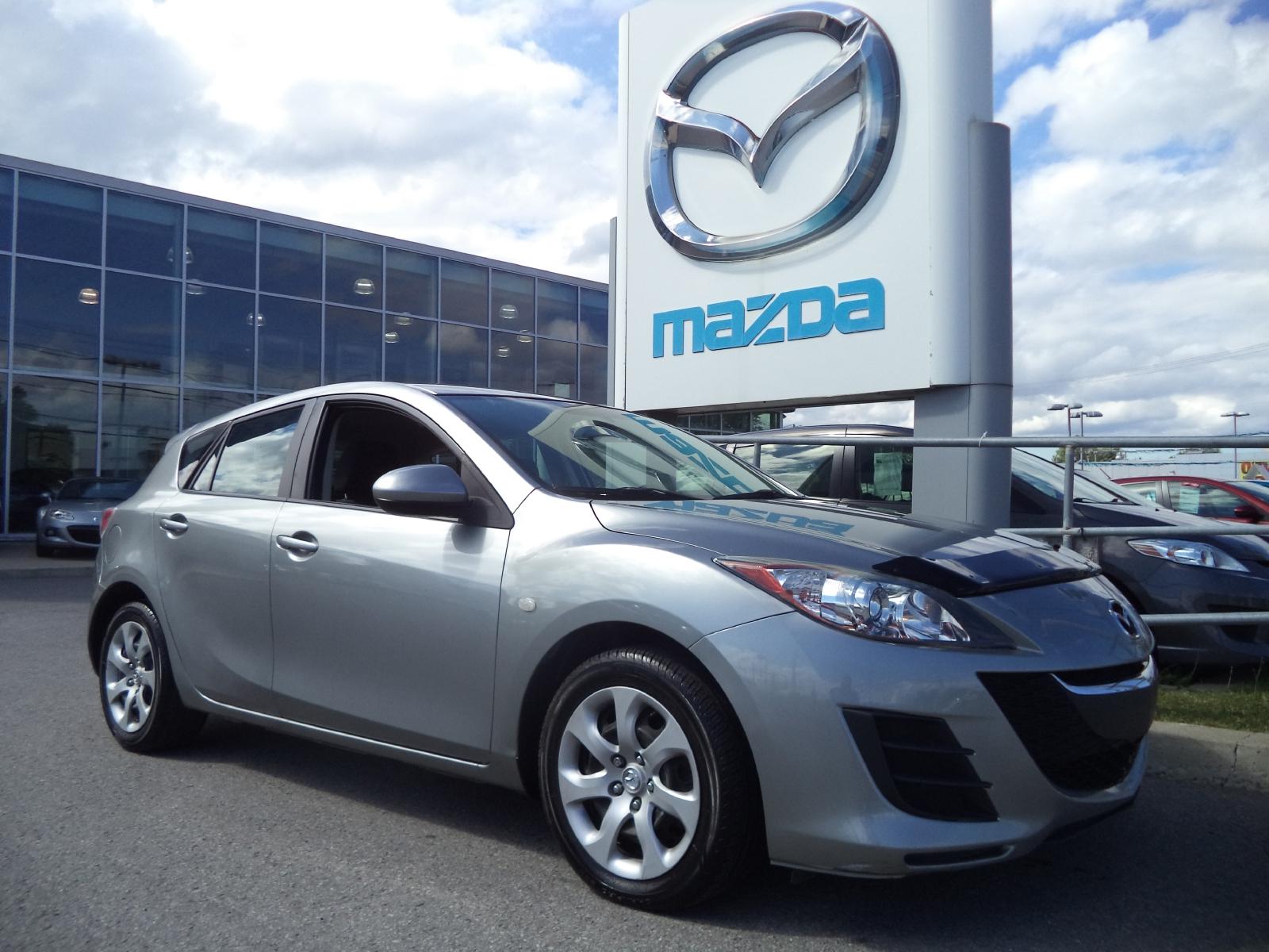 Mazda 3 GX Sport 2010