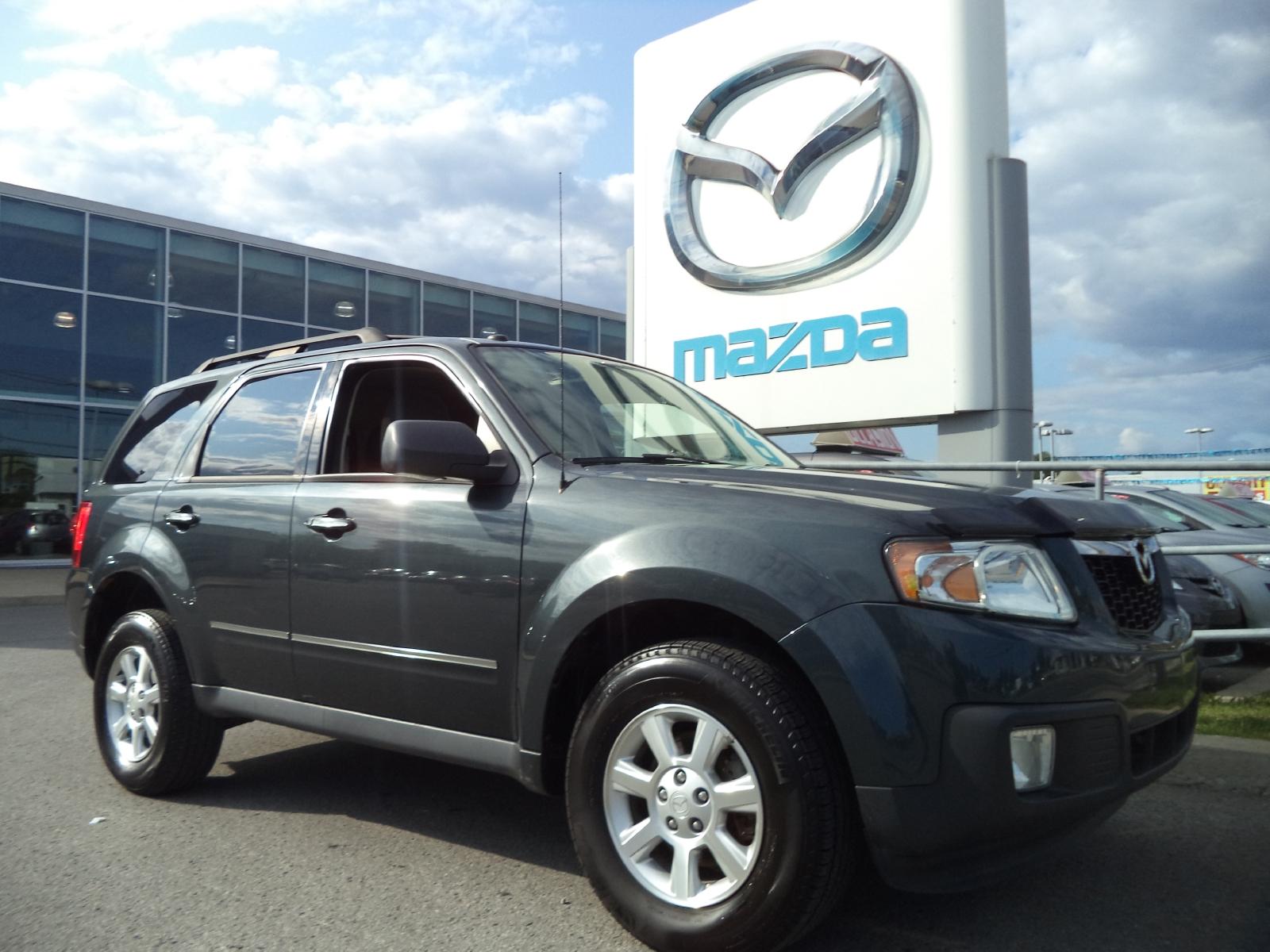 Mazda Tribute  GT 2010