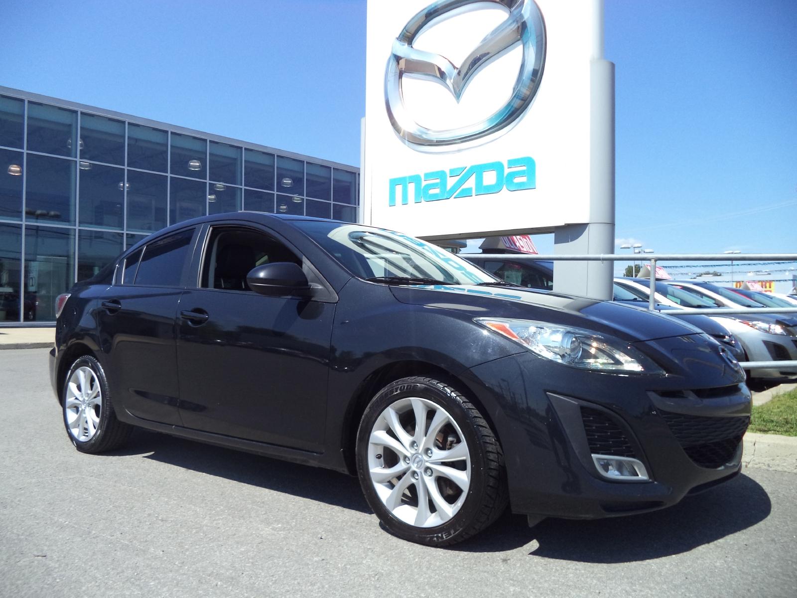 Mazda 3 2011 GT