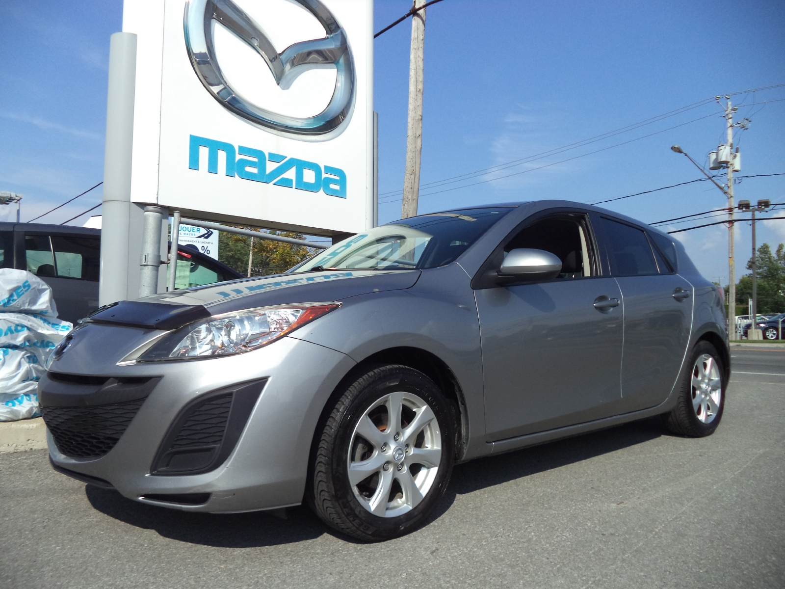 Mazda 3 2011 GX