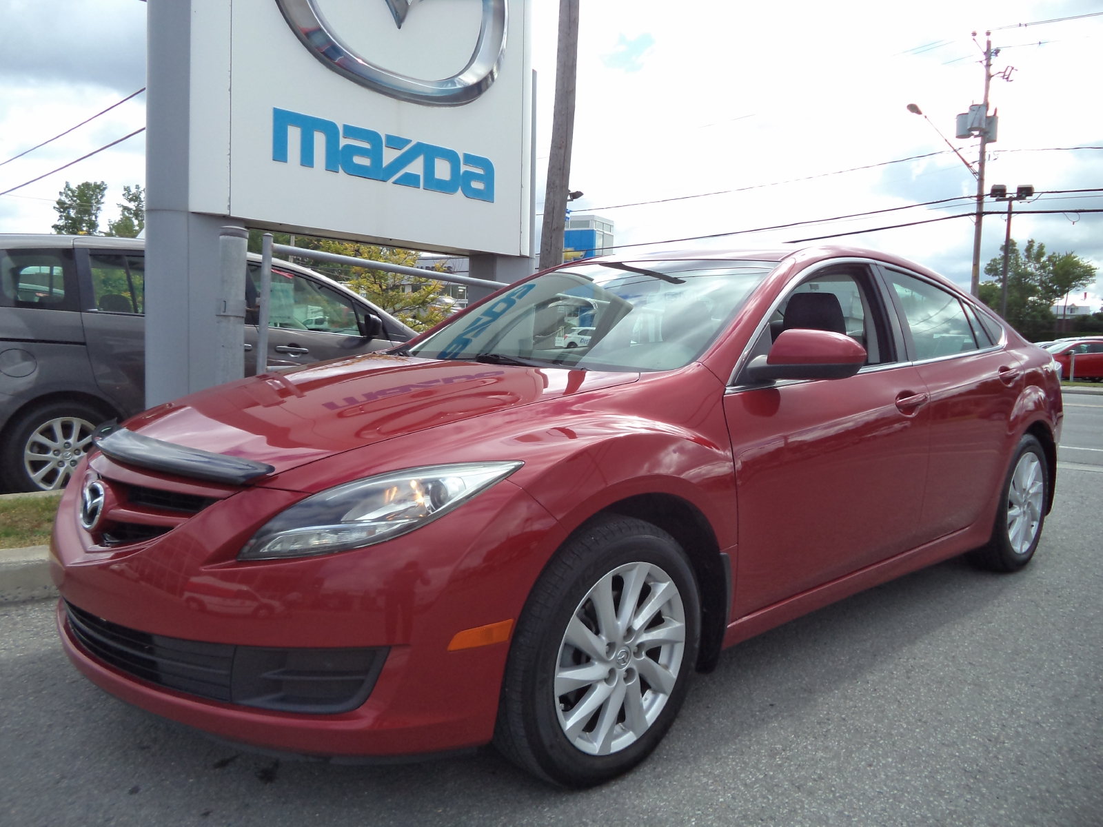 Mazda 6 GS 2011