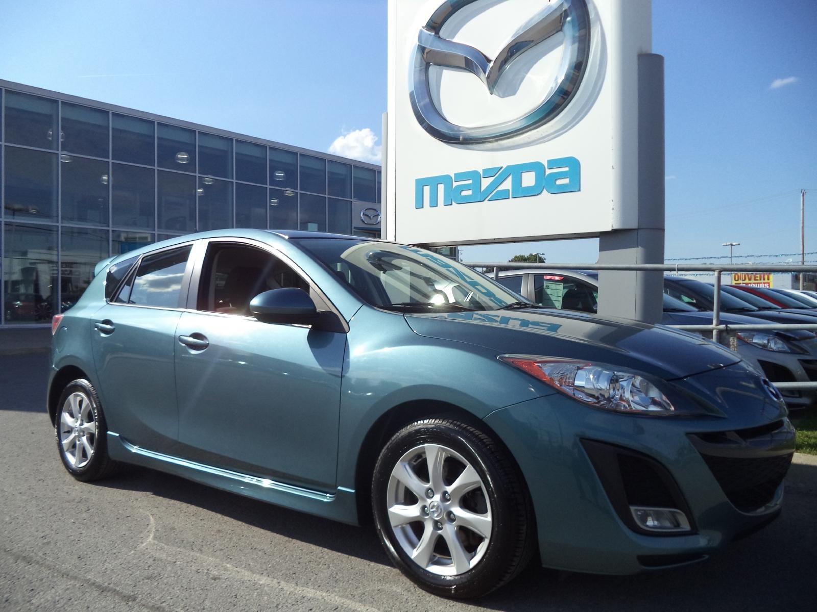 Mazda 3 sport GS 2011