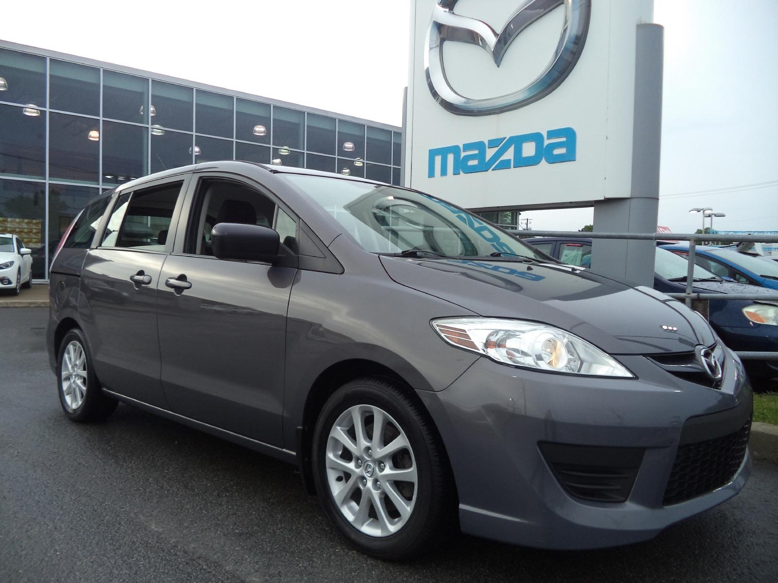 Mazda 5 GS 2010