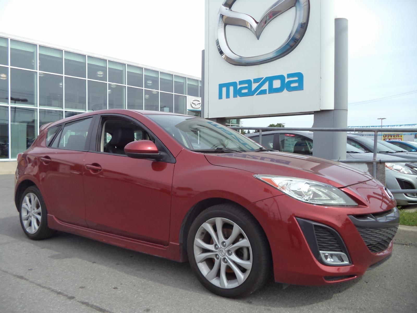 Mazda 3 GT 2011