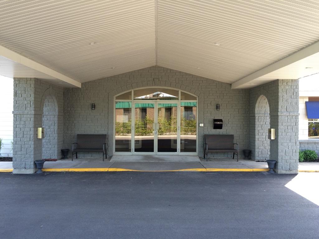Columbarium outdoor