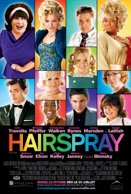 Hair spray